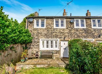 Thumbnail 2 bed cottage for sale in Cold Hill, Berry Brow, Huddersfield