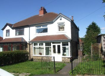 Thumbnail 3 bed semi-detached house to rent in Aireville Grove, Shipley