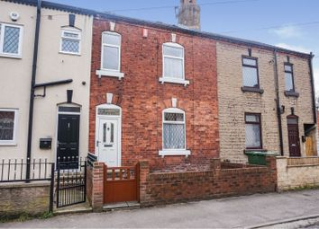 Fryergate, Wakefield WF2. 2 bed terraced house for sale