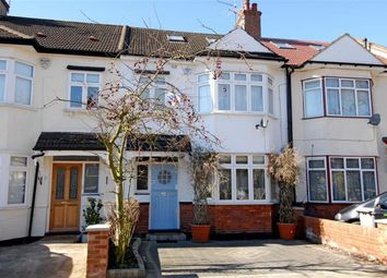 Thumbnail 3 bed property for sale in Hanover Road, Kensal Rise, London