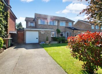 Thumbnail 3 bed semi-detached house for sale in Cowleaze, Chinnor