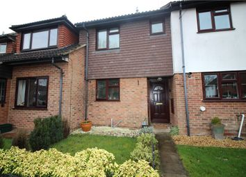 Thumbnail 2 bedroom terraced house for sale in Celandine Court, Yateley, Hampshire
