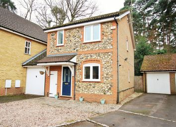 Thumbnail 3 bedroom detached house to rent in 3 The Dittons, Finchampstead, Wokingham, Berkshire