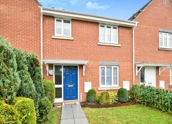 Thumbnail 3 bedroom end terrace house for sale in Highworth Road, Stratton St. Margaret, Swindon
