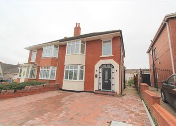 Thumbnail 3 bedroom property for sale in Norfolk Avenue, Blackpool