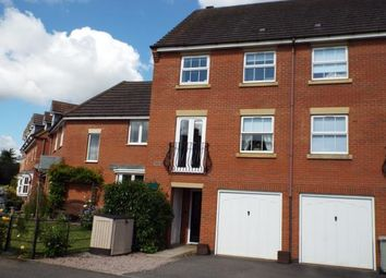 Thumbnail 4 bed terraced house for sale in Sculthorpe Close, Oakham, Rutland