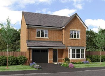 "Thumbnail 4 bedroom detached house for sale in ""The Ryton"" at Weldon Road, Cramlington"