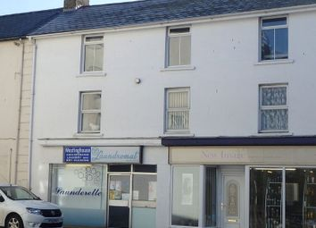 Thumbnail 3 bed flat to rent in Maengwyn Street, Tywyn