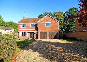 Thumbnail 4 bed detached house for sale in Milton Way, Bretton, Peterborough