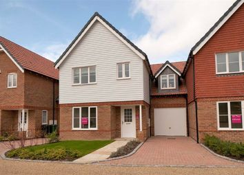 4 bed link-detached house for sale in Heath Road, Maidstone, Kent ME17