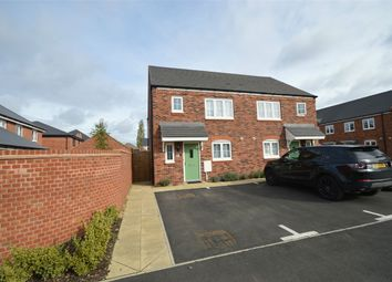 Thumbnail 3 bed semi-detached house for sale in Green Grove, Little Morton, Hillmorton, Rugby, Warwickshire