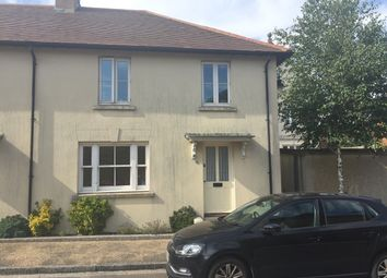 Thumbnail 3 bed semi-detached house for sale in Harewood Road, Poundbury, Dorchester