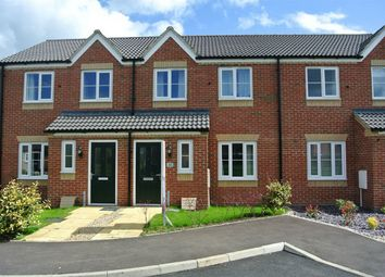 Thumbnail 3 bed terraced house for sale in Bath Close, Bourne, Lincolnshire