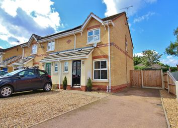 Thumbnail 2 bed end terrace house for sale in Old Warren, Taverham, Norwich