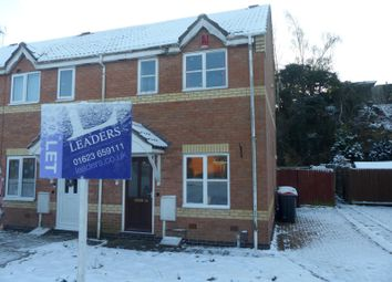 Thumbnail 2 bed property to rent in Shawcroft, Sutton-In-Ashfield, Nottinghamshire