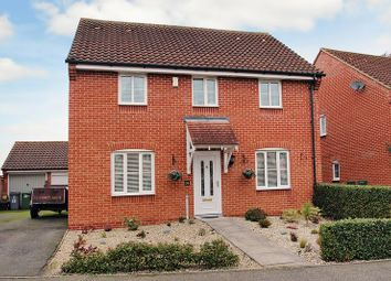 Thumbnail 5 bed detached house for sale in Beckside, Horsford, Norwich