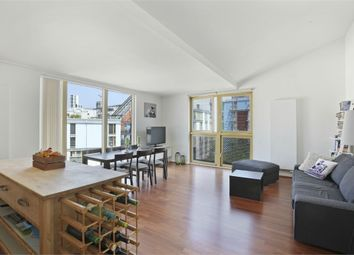 Thumbnail 1 bed flat for sale in Kilby Court, Greenroof Way, Greenwich, London