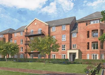 "Thumbnail 2 bed flat for sale in ""Windsor Court Apartments"" at Portland Gardens, Marlow"