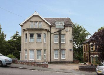 Thumbnail 2 bed flat for sale in Caerau Road, Newport