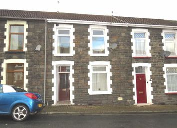 Thumbnail Terraced house for sale in William Street, Cilfynydd, Pontypridd