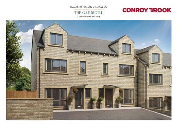 Thumbnail 3 bed town house for sale in Cumberworth Lane, Denby Dale, Huddersfield