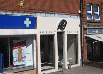 Thumbnail Retail premises to let in Station Road East, Oxted, Surrey
