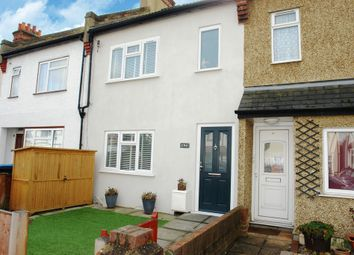 Thumbnail 2 bedroom terraced house for sale in Thornhill Road, Tolworth, Surbiton