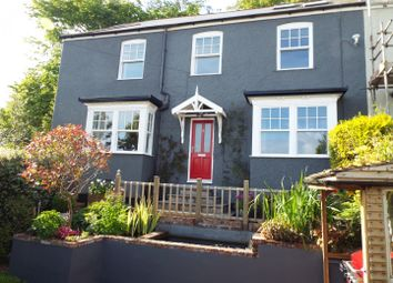 5 bed semi-detached house for sale in 3 The Grove, Mumbles, Swansea SA3