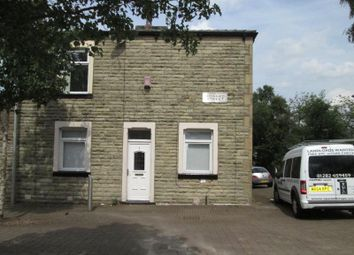 Thumbnail 2 bed end terrace house to rent in Howard Street, Burnley