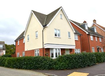 Thumbnail 4 bed detached house for sale in Gilders Road, Little Canfield, Dunmow
