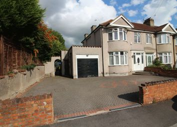 Thumbnail 3 bed semi-detached house to rent in Dalkeith Avenue, Kingswood, Bristol