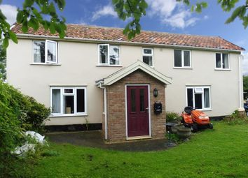 Thumbnail 5 bed detached house to rent in The Marsh, Wortham, Diss