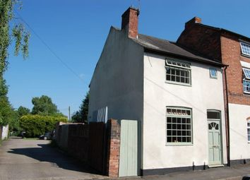 Thumbnail 2 bed end terrace house for sale in New Street, Fazeley, Tamworth