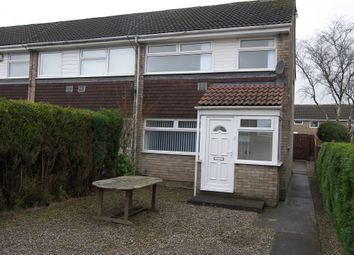 Thumbnail 3 bed terraced house for sale in Windsor Walk, Kingston Park, Newcastle Upon Tyne