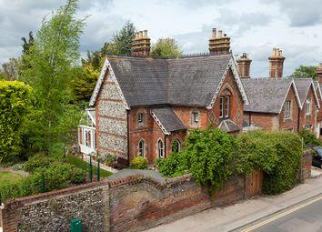 Thumbnail 4 bed detached house to rent in Debden Road, Saffron Walden
