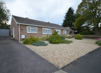 Thumbnail 2 bed semi-detached bungalow to rent in Church View, Carterton