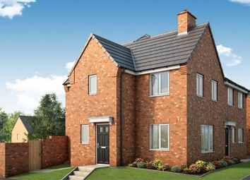"Thumbnail 3 bed property for sale in ""The Windsor At Zest"" at Cartmell Drive, Leeds"
