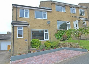 Thumbnail 3 bed semi-detached house for sale in Greenlaws Close, Upperthong, Holmfirth