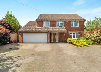 Thumbnail 5 bedroom detached house for sale in Brocks Hill Close, Oadby, Leicester, Leicestershire