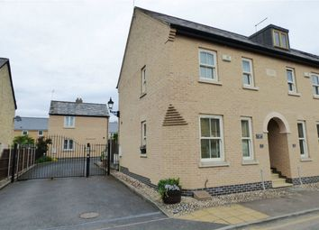 Thumbnail 2 bedroom end terrace house for sale in West Street, St. Ives, Huntingdon