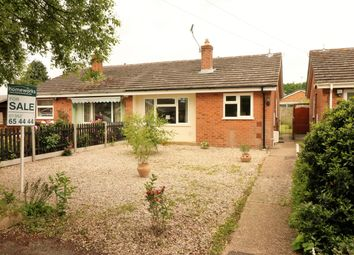Thumbnail 2 bedroom semi-detached bungalow for sale in Featherstone Court, Toftwood