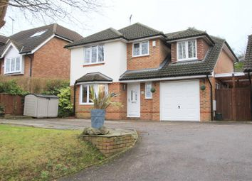 Thumbnail 4 bed detached house for sale in Shelley Lane, Harefield, Uxbridge