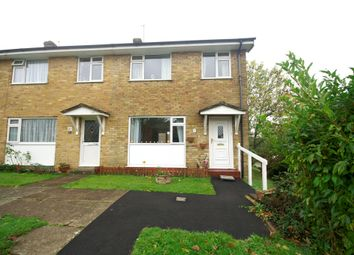 Thumbnail End terrace house for sale in Willowdene Close, New Milton