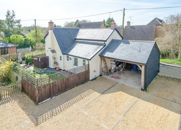 Thumbnail 3 bedroom detached house for sale in Lynch Lane, Fowlmere, Royston
