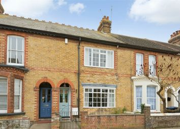 Thumbnail 4 bed terraced house for sale in Nelson Road, Whitstable, Kent