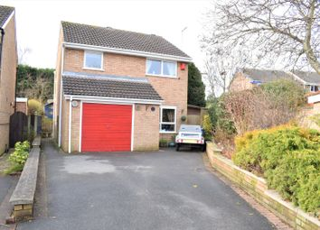 Thumbnail 3 bed detached house for sale in Weybridge Close, West Hallam, Ilkeston, Derbyshire