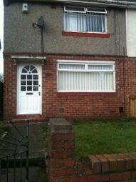 Thumbnail 2 bed semi-detached house to rent in Hampstead Road, Nookside, Sunderland