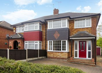 Thumbnail 3 bed property to rent in Lockington Crescent, Dunstable, Bedfordshire