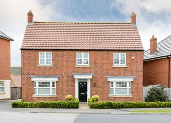 Thumbnail 4 bed detached house for sale in The Pines, Cringleford, Norwich