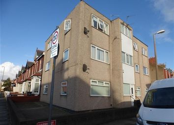 Thumbnail 3 bed flat to rent in Harris Street, Fleetwood